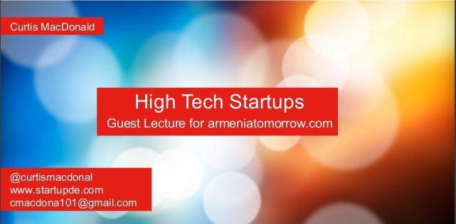 Armenia Startups